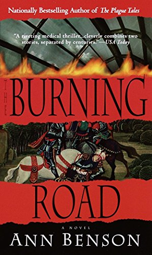 9780440225911: The Burning Road: A Novel