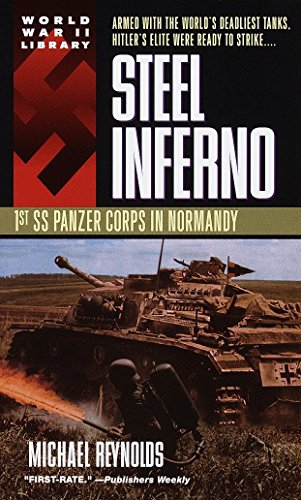 9780440225966: Steel Inferno: 1st SS Panzer Corps in Normandy