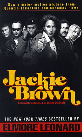 Jackie Brown (Rum Punch): Elmore Leonard