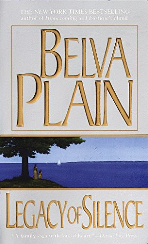 Legacy of Silence: Plain, Belva