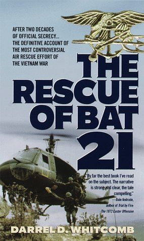 9780440226543: The Rescue of Bat 21