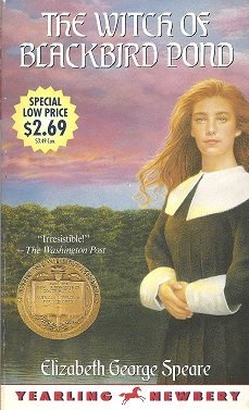 Witch of Blackbird Pond: Speare, Elizabeth George