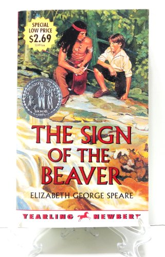 9780440227304: THE SIGN OF THE BEAVER