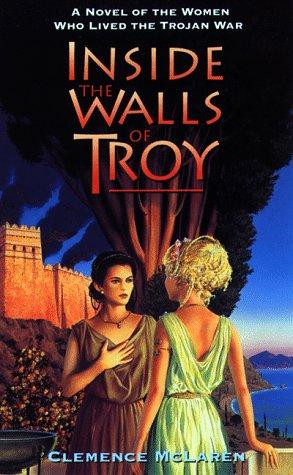9780440227496: Inside the Walls of Troy (Laurel-Leaf Books)