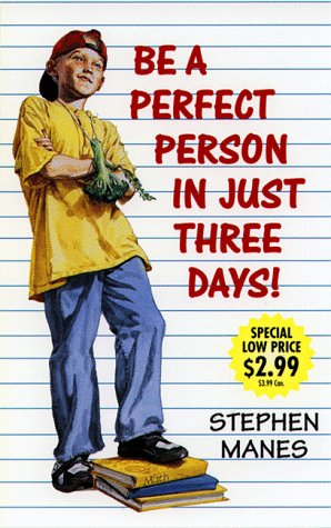 9780440227908: Be a Perfect Person in Just Three Days!