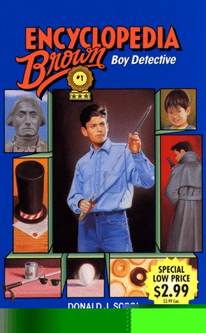 9780440227991: Encyclopedia Brown: Boy Detective