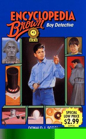 9780440227991: Encyclopedia Brown: Boy Detective (America's Sherlock Holmes in Sneakers)
