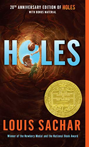 9780440228592: Holes [Lingua inglese]