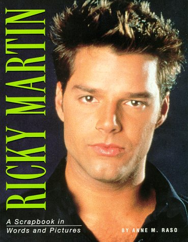 9780440228936: Ricky Martin: A Scrapbook in Words and Pictures
