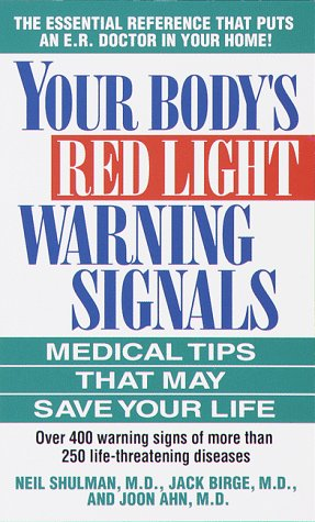 9780440234616: Your Body's Red Light Warning Signals