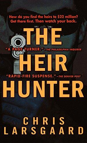 The Heir Hunter: Larsgaard, Chris