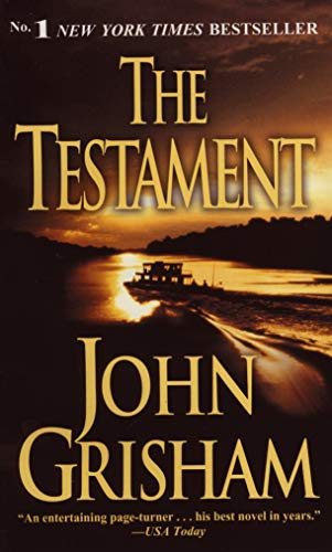 9780440234746: The Testament (Island Books)