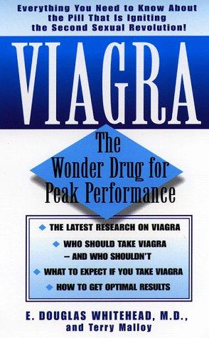 9780440234883: Viagra: The Wonder Drug for Peak Performance