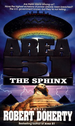 9780440234944: Area 51: The Sphinx