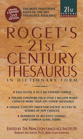 9780440235132: Roget's 21st Century Thesaurus: Updated & Expanded 2nd Edition (21st Century Reference)