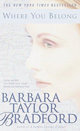 Where You Belong: Barbara Taylor Bradford