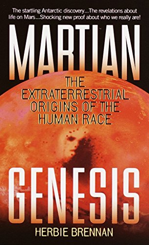9780440235576: Martian Genesis: The Extraterrestrial Origins of the Human Race
