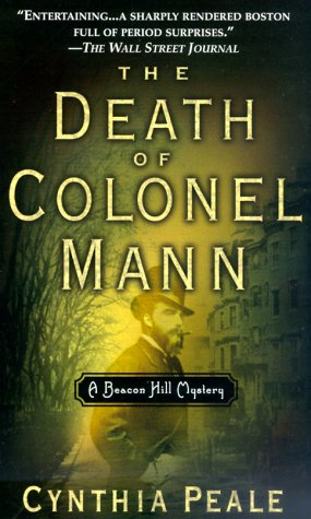 9780440235651: The Death of Colonel Mann (Beacon Hill Mysteries)
