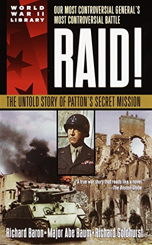 9780440236092: Raid!: The Untold Story of Patton's Secret Mission