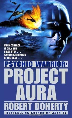 9780440236269: Psychic Warrior: Project Aura