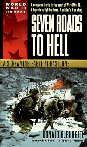 9780440236276: Seven Roads to Hell: A Screaming Eagle at Bastogne