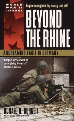 9780440236368: BEYOND THE RHINE: A Screaming Eagle in Germany