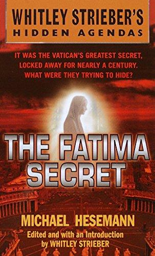9780440236443: The Fatima Secret (Whitley Streiber's Hidden Agendas)