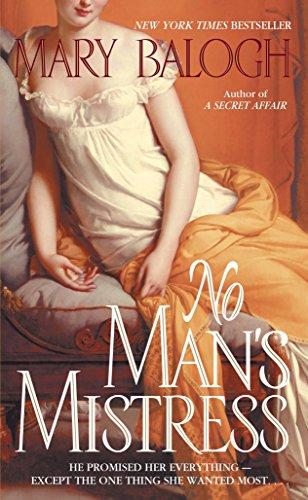 9780440236573: No Man's Mistress (The Mistress Trilogy)