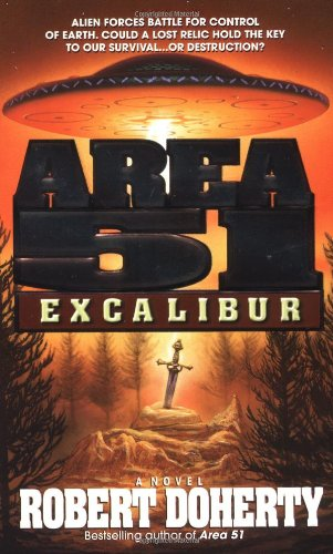 9780440237051: Area 51: Excalibur