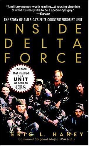 9780440237334: Inside Delta Force