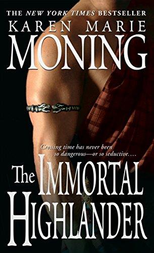 9780440237563: The Immortal Highlander