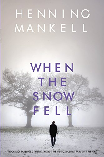 9780440240440: When the Snow Fell (Joel Gustafsson Series)