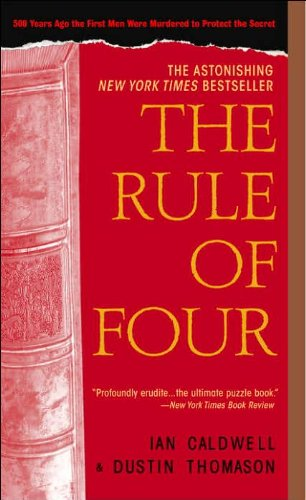 9780440241355: The Rule of Four
