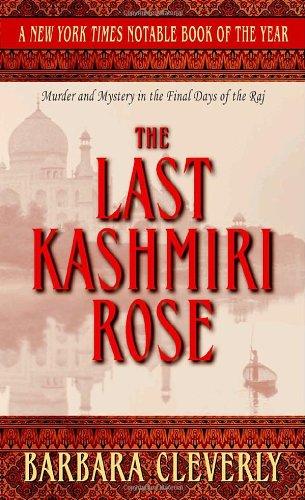 9780440241560: The Last Kashmiri Rose (Joe Sandilands Murder Mysteries)
