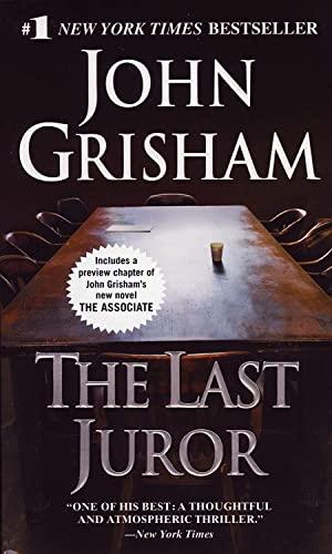 9780440241577: The Last Juror