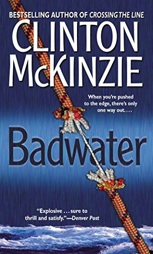 9780440242192: Badwater (Burnes Brothers)