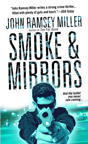 Smoke & Mirrors (Dell Suspense) 9780440243106 One shot One warning and no end in sight The murder was shocking in its brutality: A thousand-yard high-velocity shot that left an innocent nineteen-year-old babysitter dead on a Mississippi plantation. At first, police called it a hunting accident. But the killer left a calling card—for ex–U.S. marshall Winter Massey. And when Massey investigates, he knows exactly who the shooter is. He just doesn't know why.... Once Massey dueled an elite assassin. Now, in a land of fading plantations and a booming casino industry, this sworn enemy has resurfaced to play a cat-and-mouse game of revenge. While Massey ignites a hunt for the killer, another murder is committed and violent secrets are exposed inside a powerful gambling conglomerate, in the star-crossed family of a beautiful landowner, and even within the FBI itself.... For Massey, the hunt for the sniper is personal. But the more he learns, the more he suspects that he's being blinded by a whole lot of smoke and mirrors—behind which lies the most explosive secret of all....