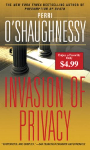 9780440243168: Invasion of Privacy (Nina Reilly, No 2)