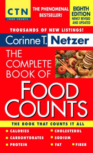 9780440243205: The Complete Book of Food Counts, 8th Edition
