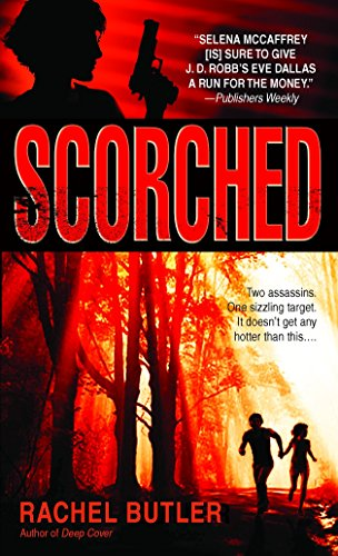 Dell Romantic Suspense: Scorched 9780440243373 From her birth as the love child of a rich Southern family to her childhood on the streets, beautiful assassin Selena McCaffrey had one option: survive. Now she wants to put the past behind her and start a new life with the man she loves...but her enemies have other plans. Someone has put out a half-million-dollar contract on Selena's life—and two of the world's most elite assassins have taken the job. As Selena and homicide detective Tony Ceola race from Tulsa to Atlanta to Alabama, what they discover will change their lives forever: a scorching secret about Selena's past, about her mother's death—and about how close her worst enemy really is....