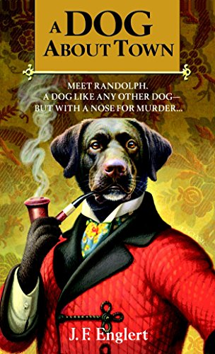 9780440243632: A Dog About Town (The Bull Moose Dog Run Mysteries)