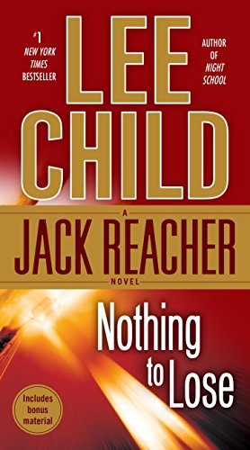 9780440243670: Nothing to Lose: A Reacher Novel
