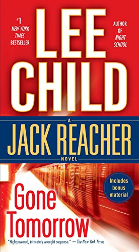 9780440243687: Gone Tomorrow (Jack Reacher)