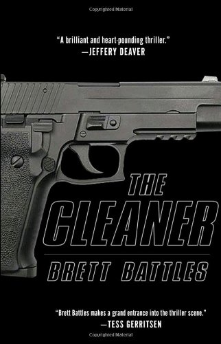 The Cleaner: Battles, Brett