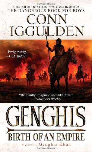 9780440243908: Genghis: Birth of an Empire (The Conqueror Series)