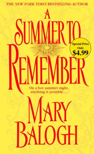 9780440244189: A Summer to Remember