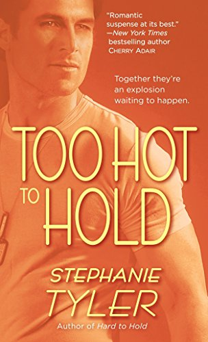 9780440244356: Too Hot to Hold: (Navy Seals, Book 2)