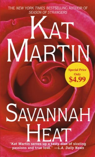 9780440244851: Savannah Heat