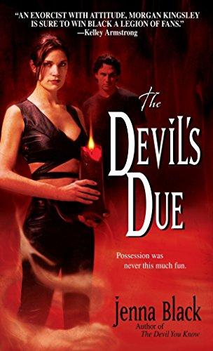 9780440244929: The Devil's Due (Morgan Kingsley, Book 3)