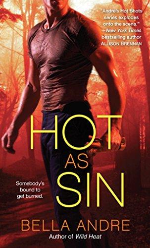 9780440245018: Hot as Sin: A Novel